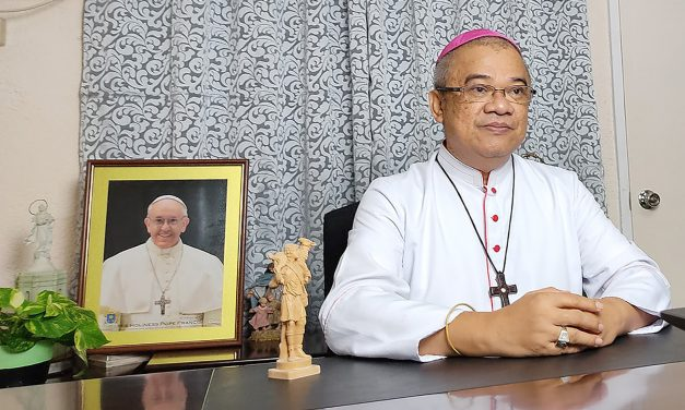 Bishop renews call for independent fact-finding body in deadly Panay raids
