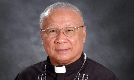 Retired Bishop Sorra of Legazpi dies aged 91