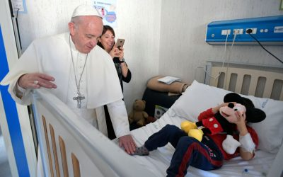 Pope Francis: Coronavirus pandemic has 'exposed inefficiencies' in care of the sick