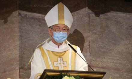 Leave your comfort zone, Manila bishop tells priests