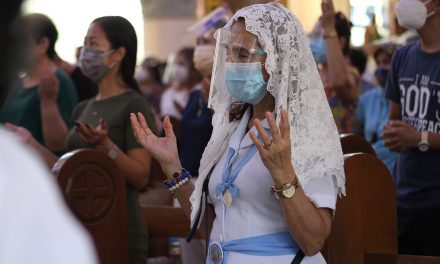 More people allowed at religious services in GCQ areas