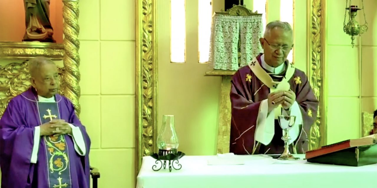 Another Cebu bishop, priest test positive for coronavirus