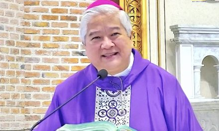 Lent is time for acts of gratitude, says archbishop