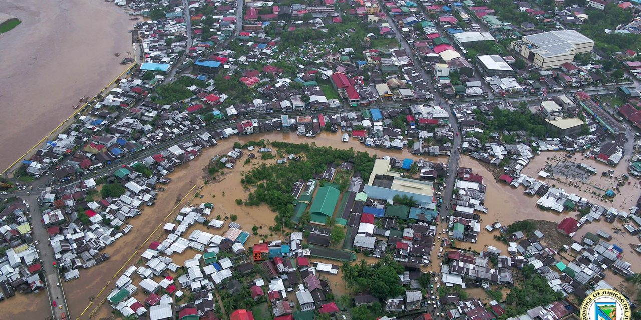 Tandag bishop urges 'communal' action to help flood victims