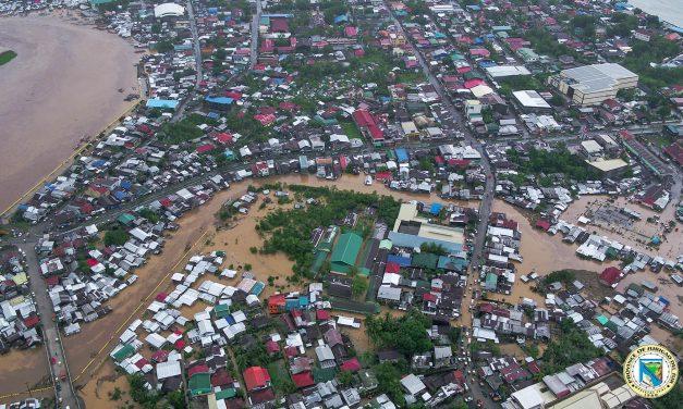 Tandag bishop urges 'communal' action to help flood victims