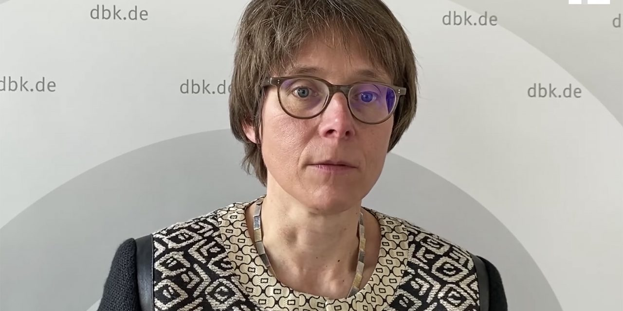 German bishops' conference elects first female general secretary