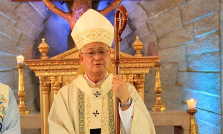 Pampanga archbishop recovers from Covid-19