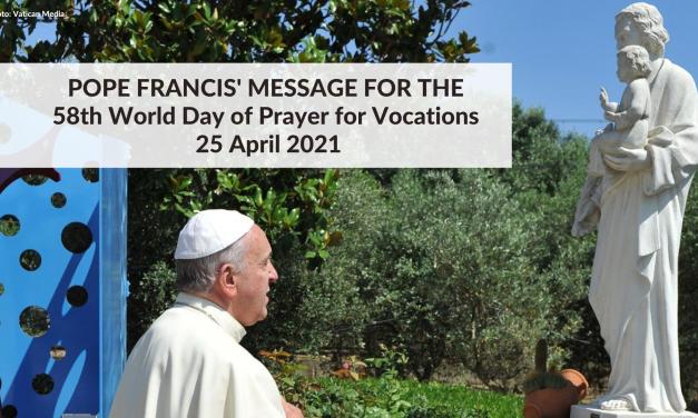 Saint Joseph: The dream of vocation