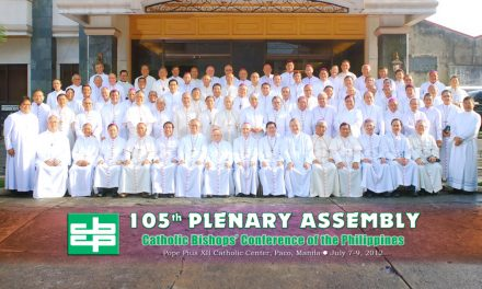 CBCP Pastoral Letter on the Era of New Evangelization (short version)