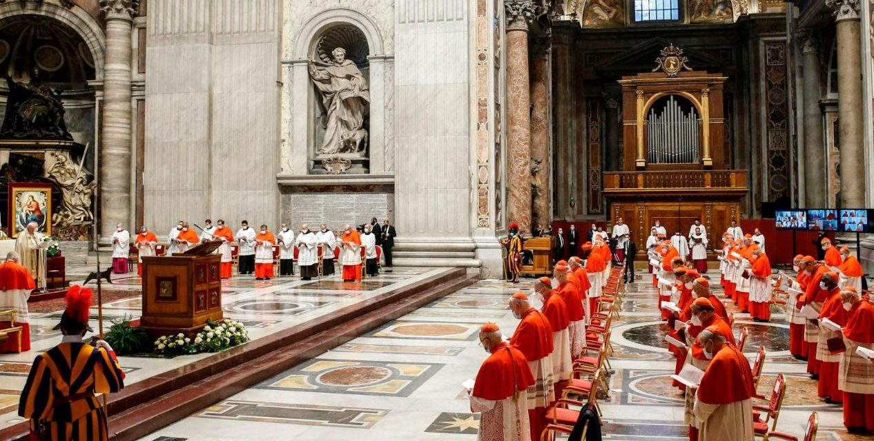 Pope Francis trims cardinals' salaries by 10% to save money
