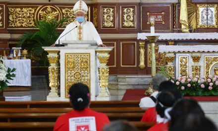 Manila archdiocese decries lack of consultation over ban on religious gatherings