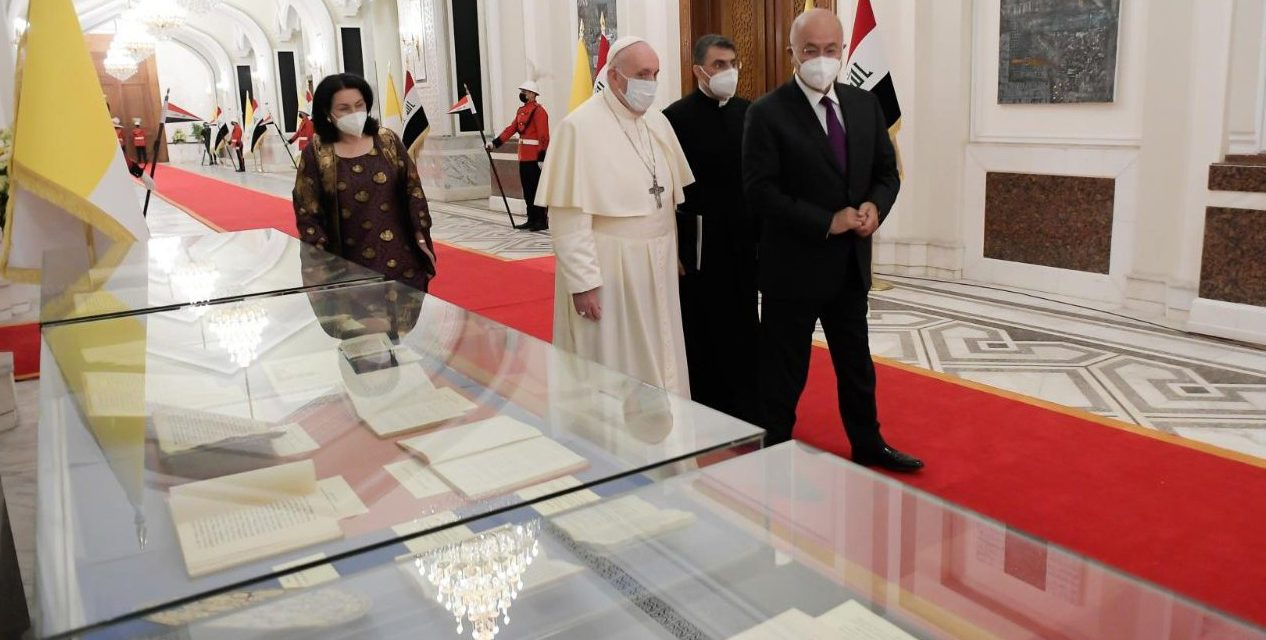 Pope Francis in Iraq: 'The name of God cannot be used to justify acts of murder'