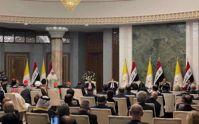 Full text: Pope Francis' address to the Iraqi authorities, civil society, and diplomatic corps