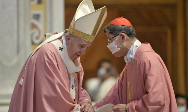 Full text: Cardinal Tagle's message to Pope Francis after Mass for PH 500 Years of Christianity