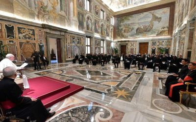 Pope Francis' address to Pontifical Filipino College in Rome