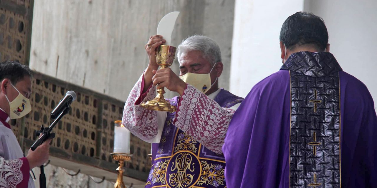 Philippines fetes 500th anniversary of first recorded Mass