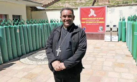 Knights of Columbus donate oxygen to areas of Peru, Brazil hard hit by COVID-19