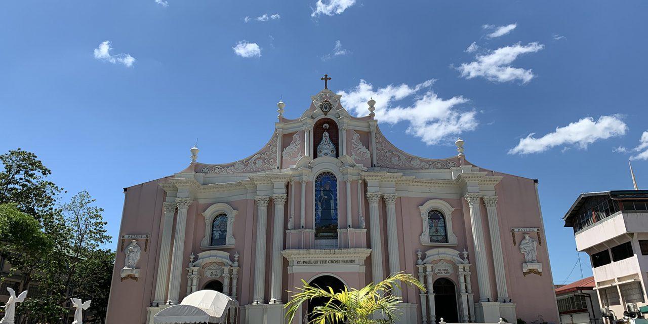 PH's first St. Paul of the Cross parish declared diocesan shrine