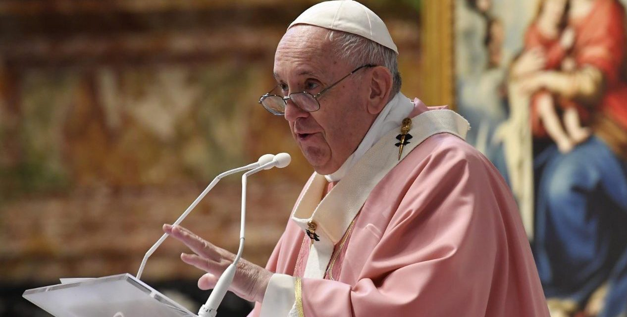 Full text: Pope Francis' homily during Mass for the 500th anniversary of the Evangelization of the Philippines