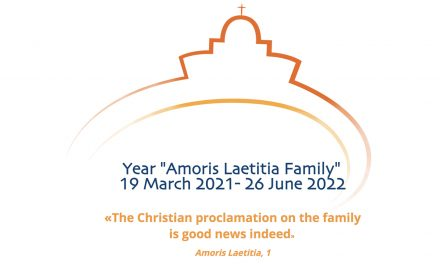 Online event, papal message to mark opening of 'Amoris laetitia' year