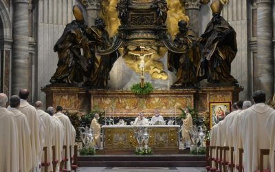 Full text: Pope Francis' Chrism Mass homily