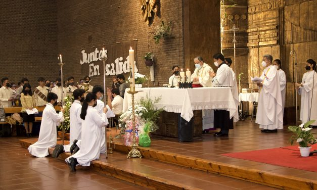 'Where it all began': Filipinos in Spain celebrate 500 years of Christianity