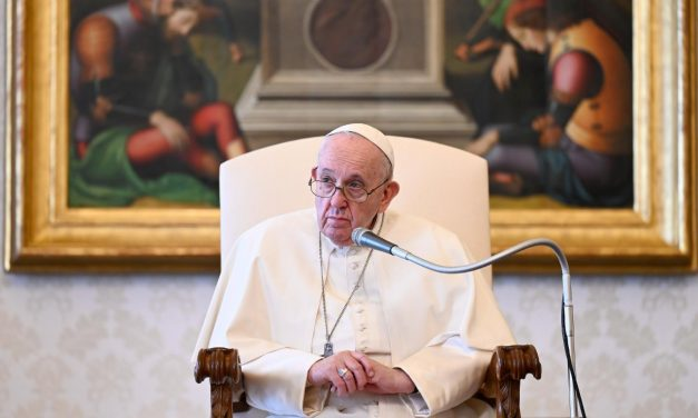 Pope Francis: 'The Church is a great school of prayer'