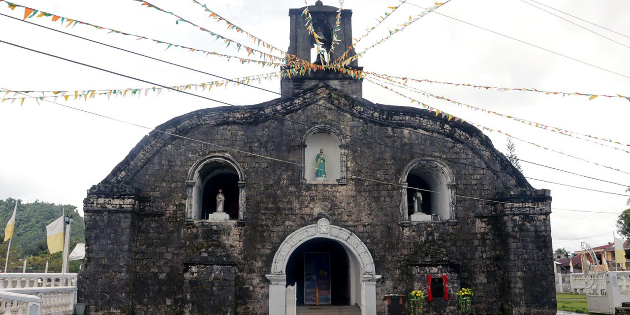 Historical marker unveiled at N. Samar church