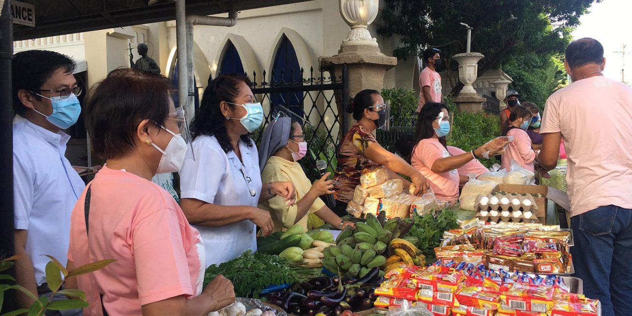 CBCP praises 'bayanihan' spirit amid pandemic