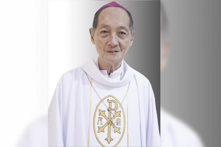 Bishop Patricio Alo laid to rest