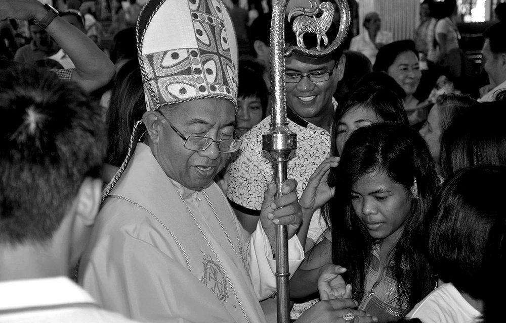 San Jose vicariate's retired bishop dies of cardiac arrest