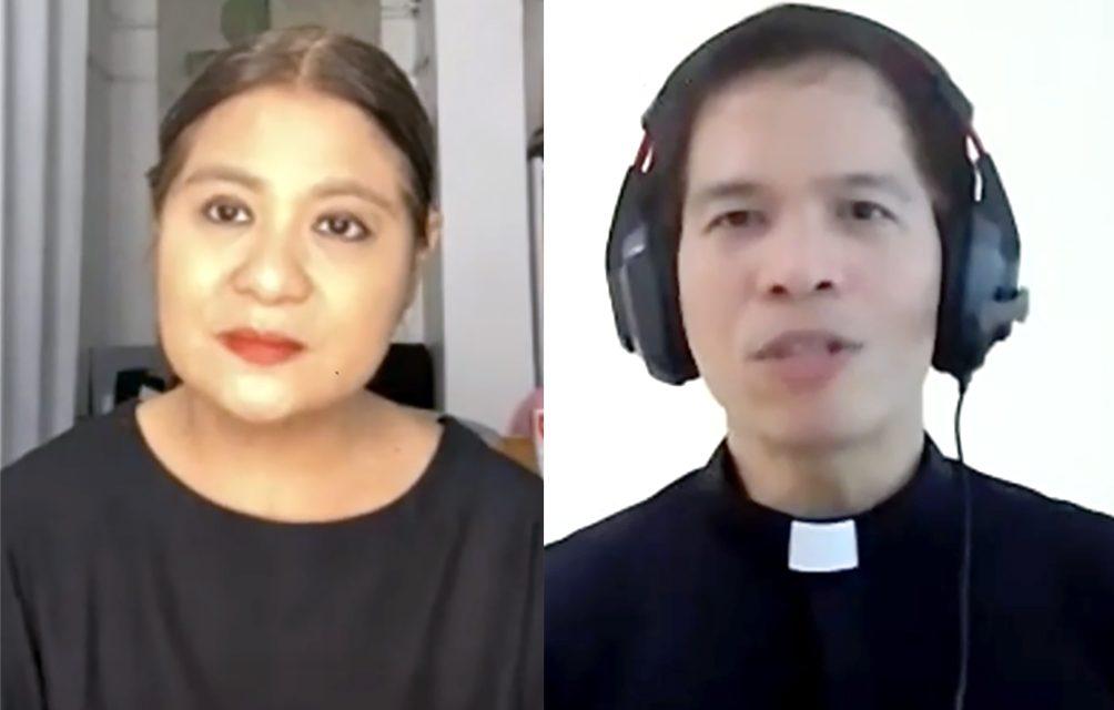 Actress, priest win CSMA 'social media influencer' awards