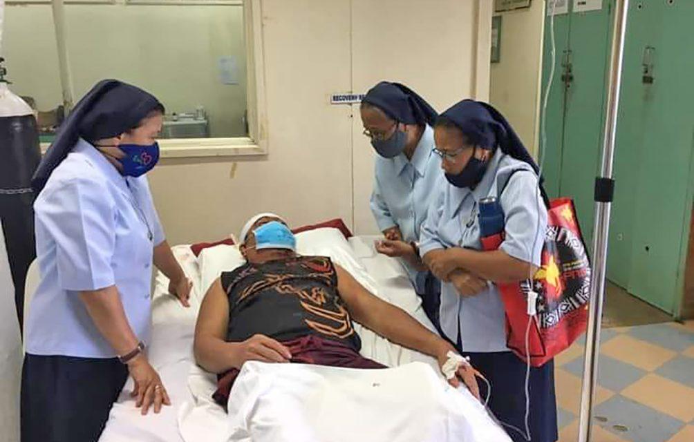 Filipino priest hurt in burglars' attack in Papua New Guinea