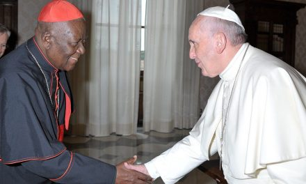 Cardinal who worked for peace in Cameroon has died