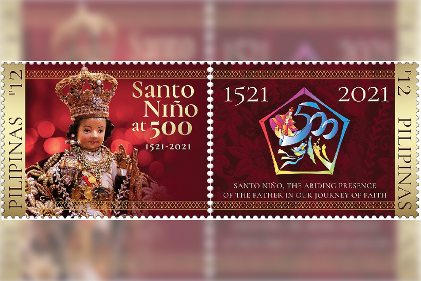 PhilPost issues Santo Niño de Cebu stamp