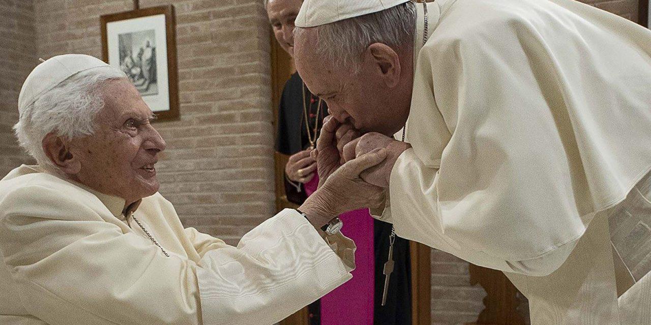Benedict XVI turns 94 years old
