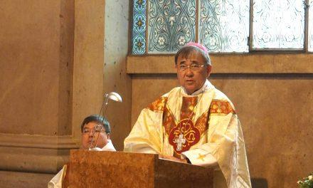 Cardinal Sim of Brunei dies at age 69
