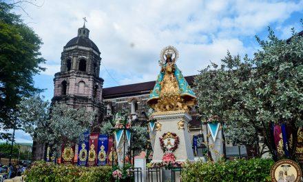 Manila's Sta. Ana Church celebrates 'national shrine' status