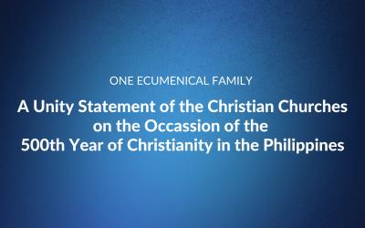 One Ecumenical Family