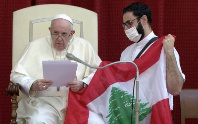 Pope Francis invites Lebanese Christian leaders to Vatican to pray for peace