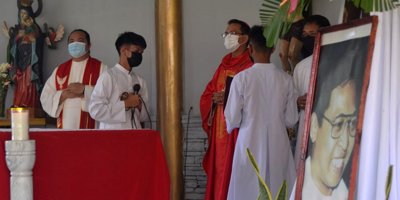 Sainthood cause opened for martyred Claretian missionary