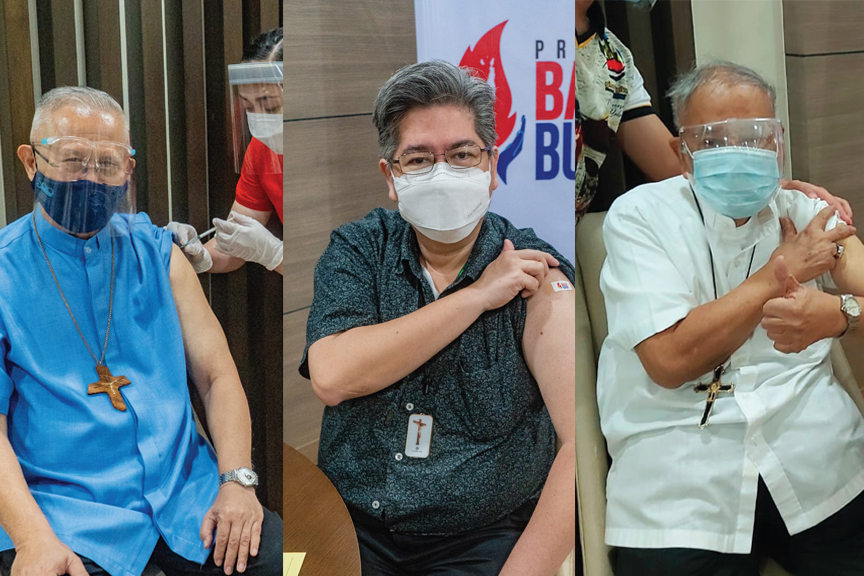 3 Cebu bishops fully vaccinated against Covid-19