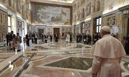 Pope Francis calls for global prayer for peace in the Holy Land