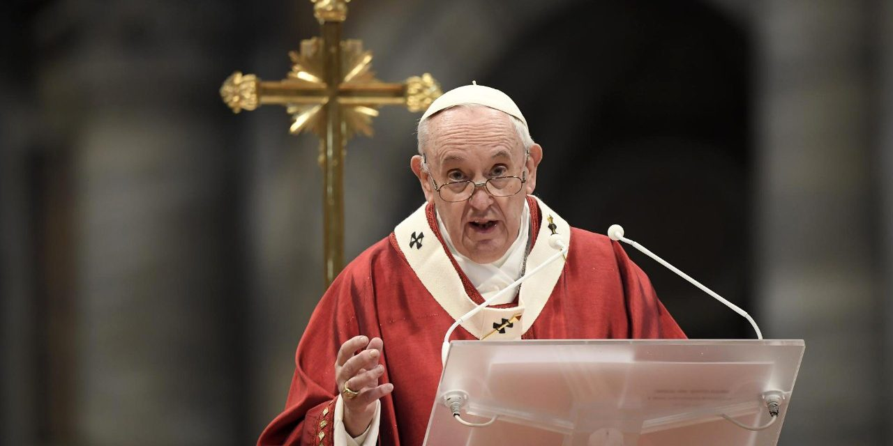 Pope Francis: 'Open your heart to the Holy Spirit'