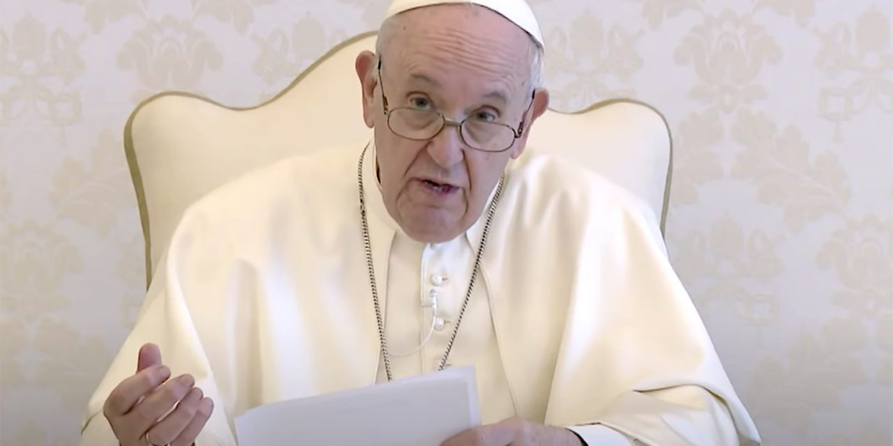 Pope Francis launches 7-year Laudato si' action plan