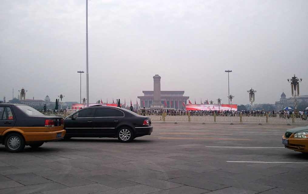 Cardinal Zen, U.S. legislators commemorate Tiananmen Square massacre