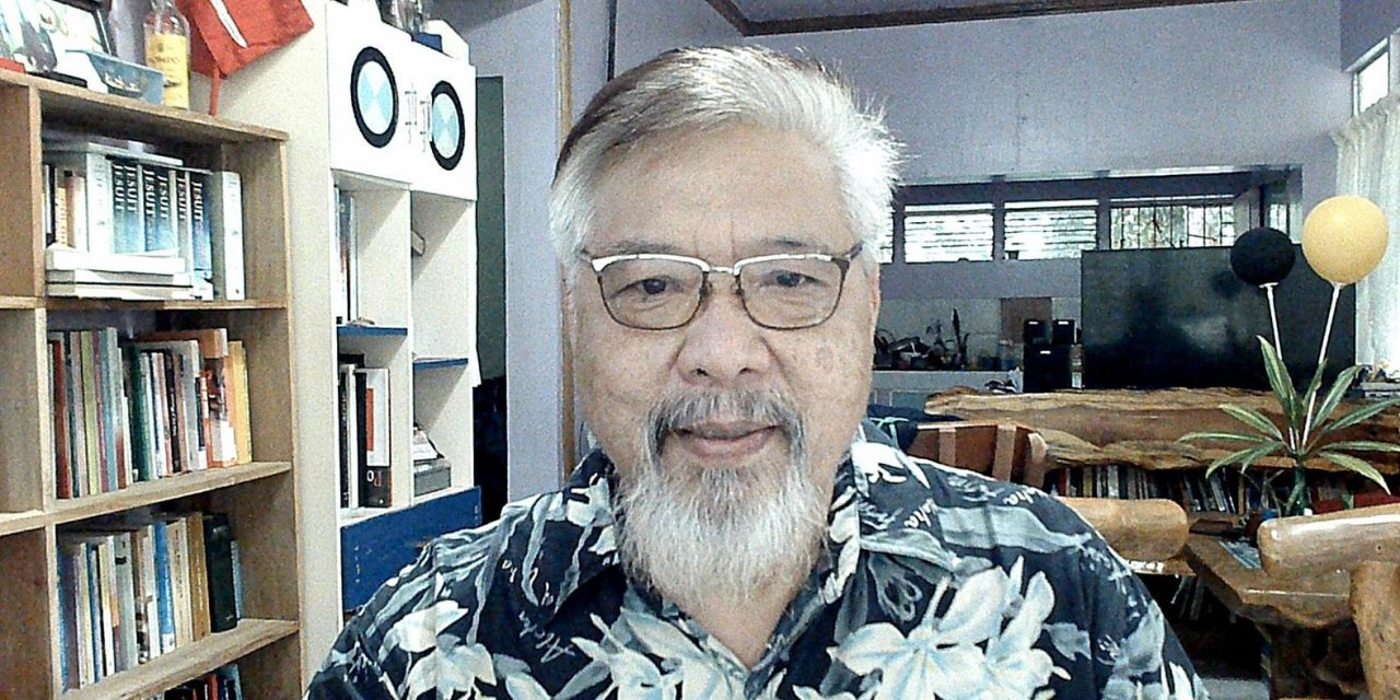 Fr. Eliseo Mercado, a known peace advocate, dies of heart attack