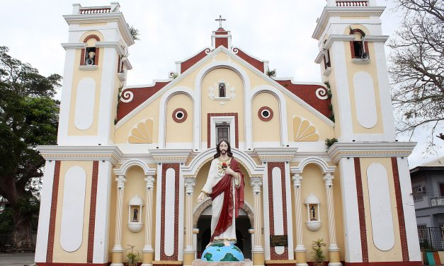 Pope declares Sinait Church a minor basilica