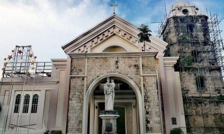Bishop declares Tagbilaran cathedral as diocesan shrine