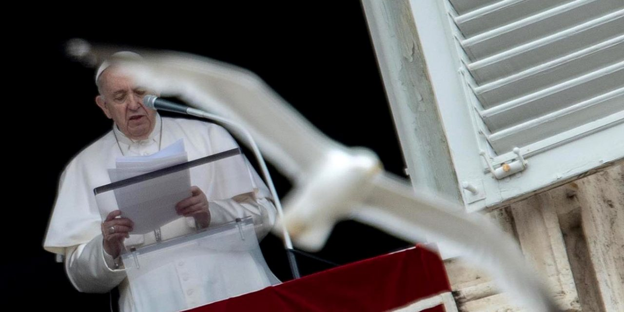 Pope Francis: Pray for China's Christians